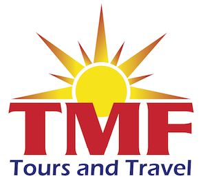 TMF Tours & Travel logo