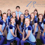 JV Winter Guard 2015