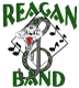 Ronald Reagan High School Band Logo