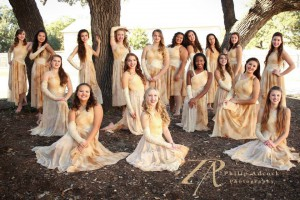 Varsity Winter Guard 2015