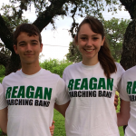 2014-2015 Marching Band Drum Majors