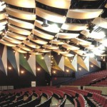 Ronald Reagan High School Concert Auditorium