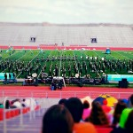 2014 UIL Region Marching Competition Superior I Rating