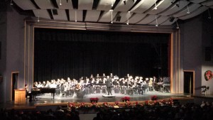 2016 Holiday Concert_Reagan Band