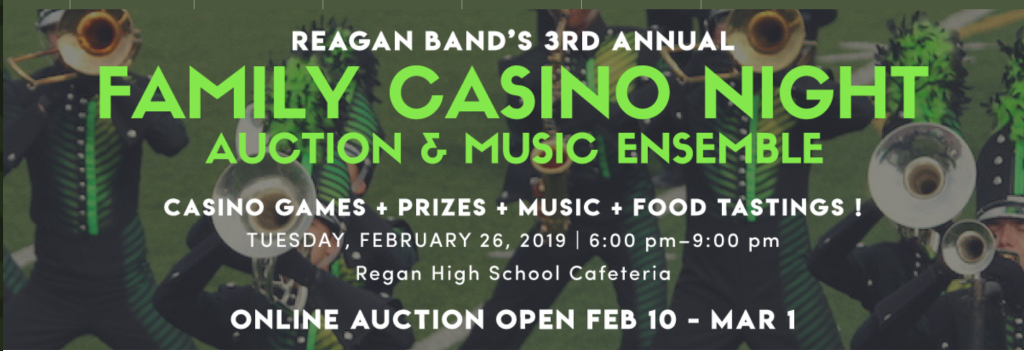 2019 Auction Casino