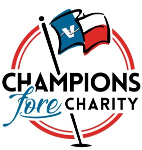 Champions fore Charity