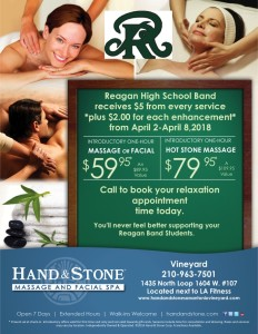 Hand & Stone Massage_Benefit Night_April 2018