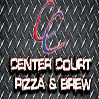 Center Court Pizza & Brew logo